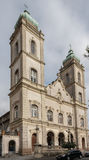 Our Lady of Fatima Church Sao Paulo Brazil Stock Images