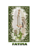 Our Lady of Fatima Royalty Free Stock Photography