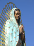 Our Lady of Guadalupe Royalty Free Stock Photo
