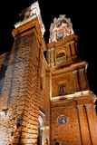 Our Lady of Guadalupe church Stock Photos
