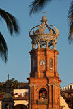 Our Lady of Guadalupe church Royalty Free Stock Photo