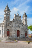 Our lady of Guadalupe Church, Granada, Nicaragua Royalty Free Stock Photo