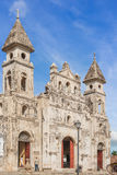 Our lady of Guadalupe Church, Granada, Nicaragua Stock Images