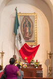 Our Lady of Guadalupe Royalty Free Stock Photography