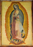 Our Lady of Guadalupe, St. Patrick`s Cathedral Stock Images