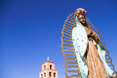 Our Lady of Guadeloupe Stock Photos