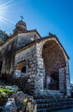Our Lady of Health - Kotor Royalty Free Stock Photography