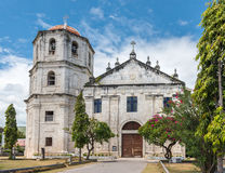 Our Lady of the Immaculate Conception catholic Church at Oslob. In Sebu, Philippines royalty free stock photos