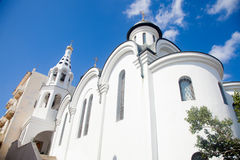 The Our Lady of Kazan Orthodox Cathedral Stock Images