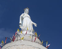 Our Lady of Lebanon Royalty Free Stock Photo