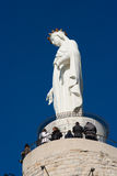 Our lady of lebanon statue Stock Photos