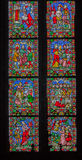 Our Lady of Mariastraat Church Bruges Royalty Free Stock Images