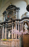 Our Lady of Mariastraat Church Bruges Royalty Free Stock Photo