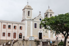 Our Lady of Monte Carmelo Church Maranhao Royalty Free Stock Photo