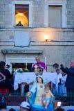 Our Lady of Mount Carmel parade, Haifa Stock Image