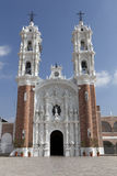 Our Lady in Ocotlan Stock Image