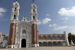 Our Lady in Ocotlan Stock Images