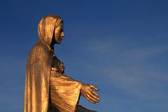 Our lady of peace Stock Photography