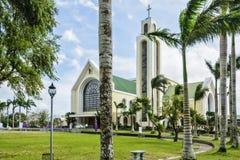 Our Lady of Penafrancia Church Stock Photo