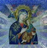 Our Lady of Perpetual Help Royalty Free Stock Images