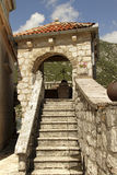 Our Lady of the Rock, Perast, Montenegro Stock Photos