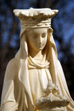 Our Lady of the Sacred Heart Royalty Free Stock Photos