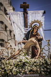 Our Lady of Sorrows and Deposition of Christ Stock Images