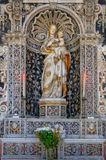 Our Lady of Trapani by Antonello Gagini - Palermo Royalty Free Stock Images