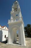 Our Lady Tsambika monastery. Rhodes. Greece Royalty Free Stock Photos