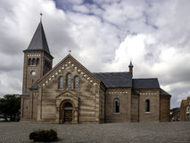 Our Lords church,  Esbjerg, Denmark Stock Image