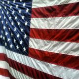 Our Nation's Colors Royalty Free Stock Photo