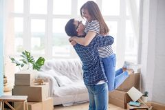 Our New Apartment Royalty Free Stock Images