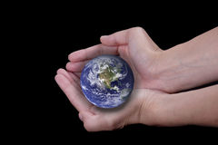 Our Planet Royalty Free Stock Photo
