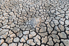 When our world water shortage. Global warming is a problem that causes droughts, water shortages, food Stock Photos