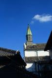 Oura Catholic Church of nagasaki. The oldest church ride and landscape in Nagasaki, Japan Stock Photo