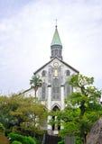 Oura-Kirche lizenzfreie stockbilder