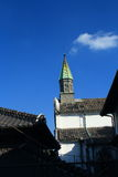 Oura kościół katolickiego of nagasaki Zdjęcie Stock