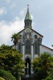 Oura kościół, Nagasaki Japonia Zdjęcie Royalty Free