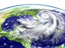 Ouragan énorme illustration libre de droits