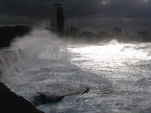Ouragan photo stock