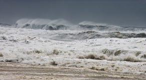 Ouragan 2008 Image libre de droits