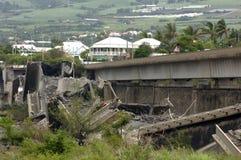 Ouragan 5 Images libres de droits