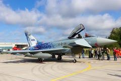 Ouragan d'Eurofighter Photos stock