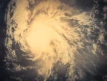 Ouragan Jose Images libres de droits