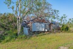 Ouragan Michael photographie stock libre de droits