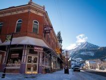 Ouray, Колорадо стоковые фото