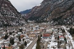 ouray Fotografia Royalty Free