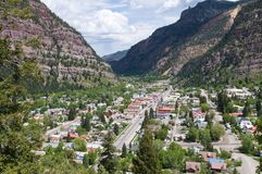 Ouray Stock Images
