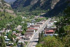 Ouray Colorado Fotografia Stock Libera da Diritti