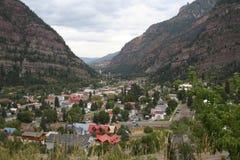 Ouray Colorado Royalty Free Stock Photos